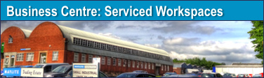 serviced workspaces
